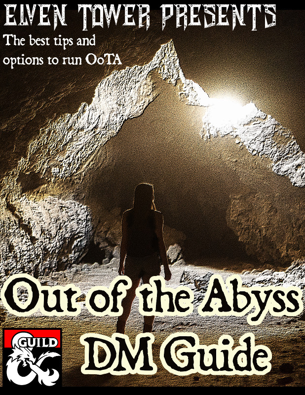 Out of the Abyss guide is on Sale