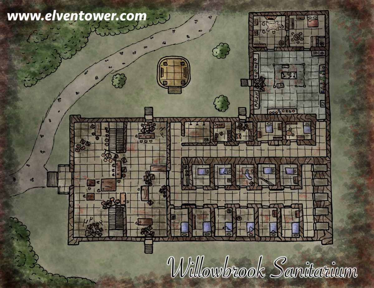 Map 29 – Willowbrook Sanitarium