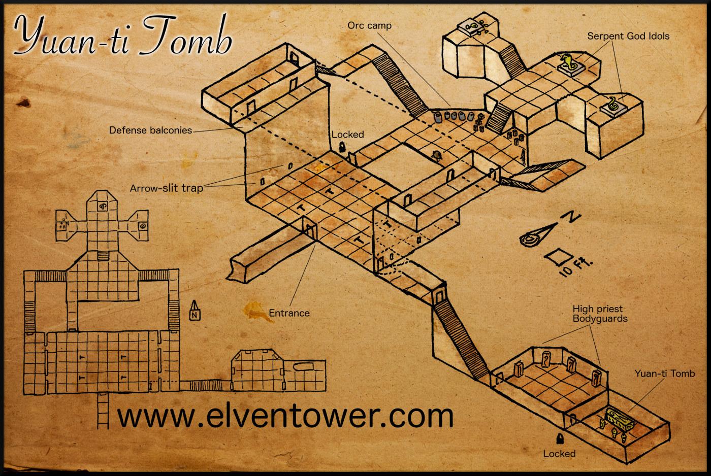 32-yuanti-templel