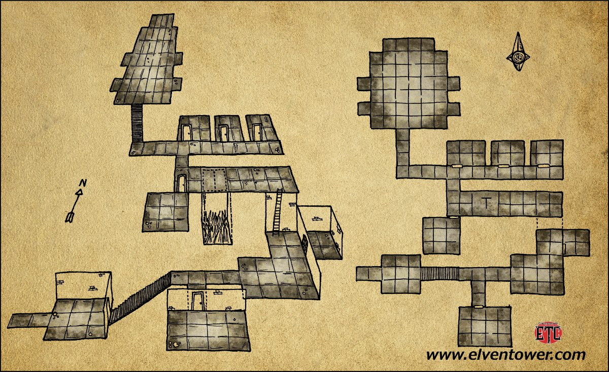 Map 59 – Old Dungeon