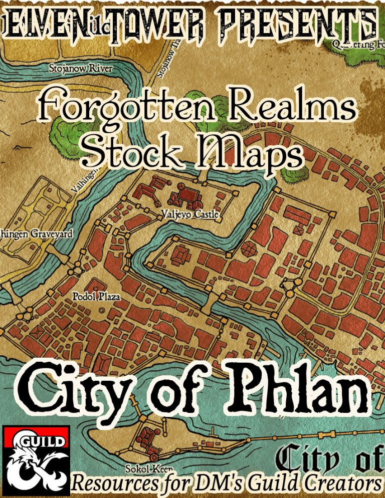 City of Phlan - Elven Tower