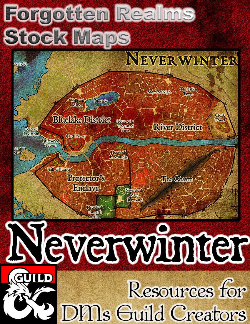 Neverwinter –  Forgotten Realms Stock