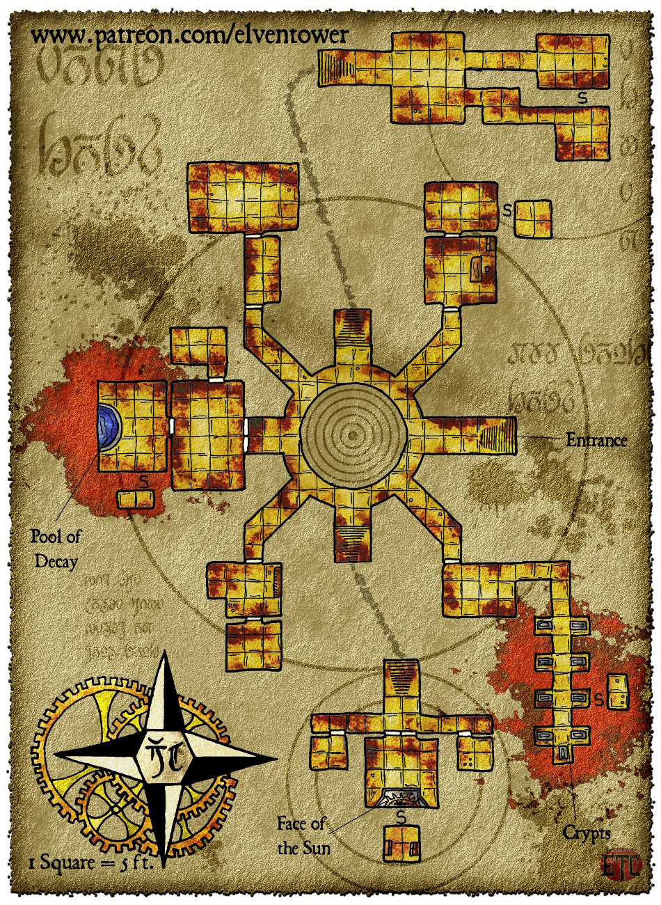Map 73 – Eon Lost Crypt