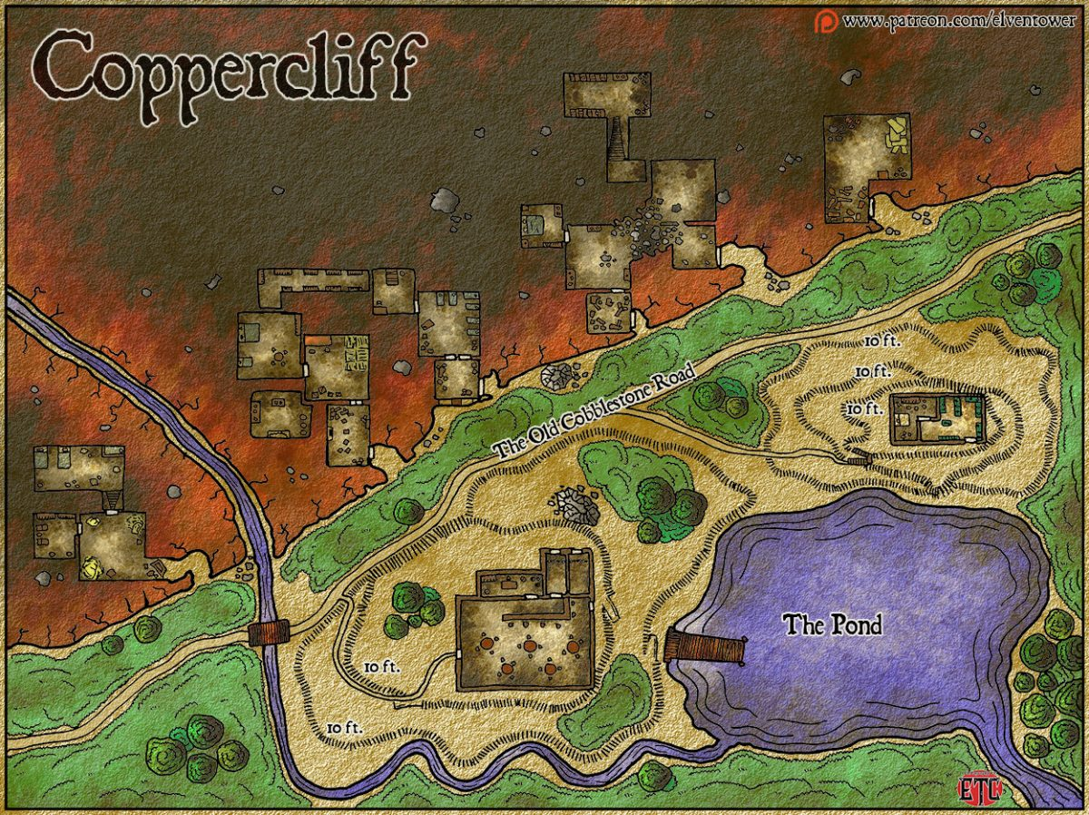 Map 79 – Coppercliff
