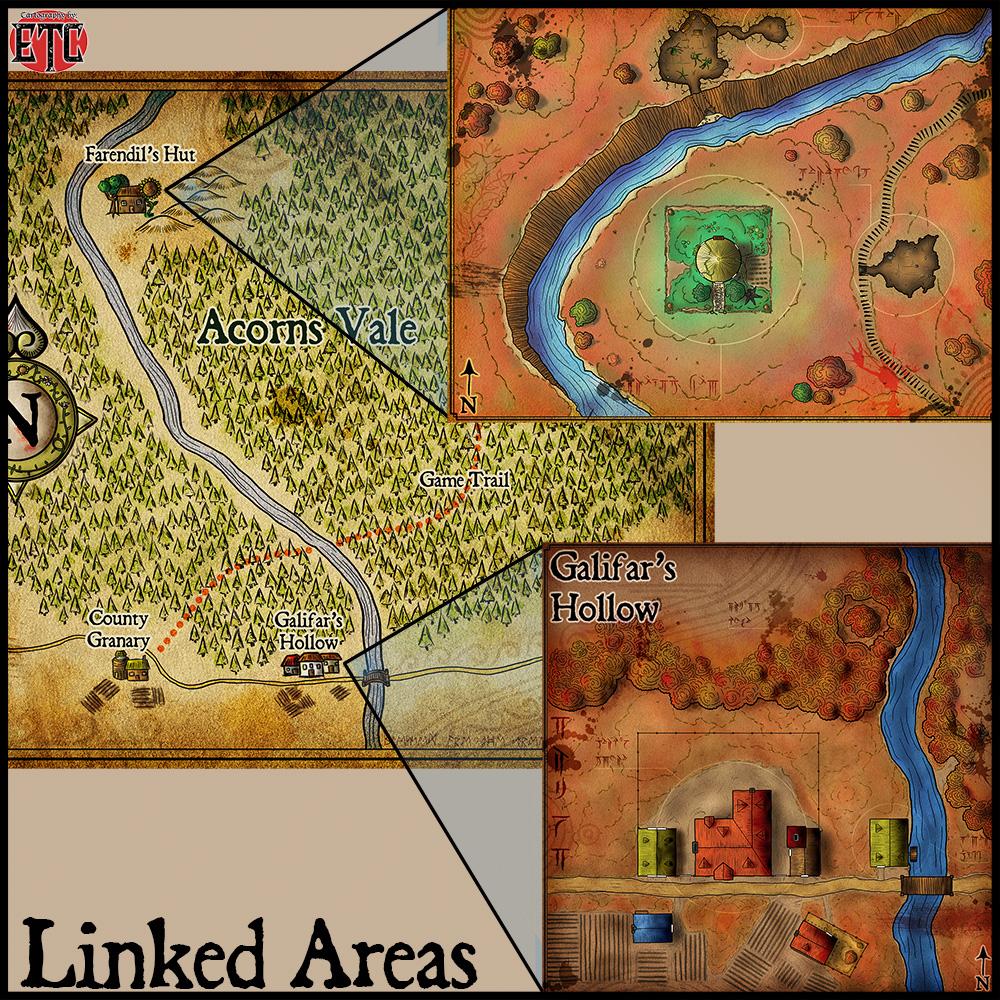 Map 98 – Acorns Vale