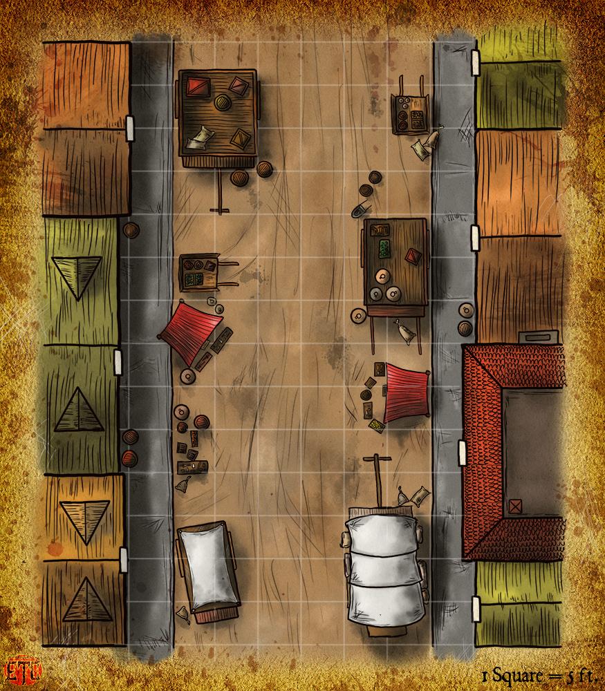Map 99 – Market Street