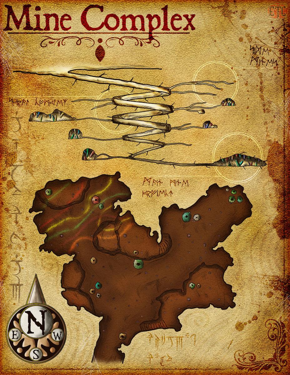 Map 101 – Crystal Hunting