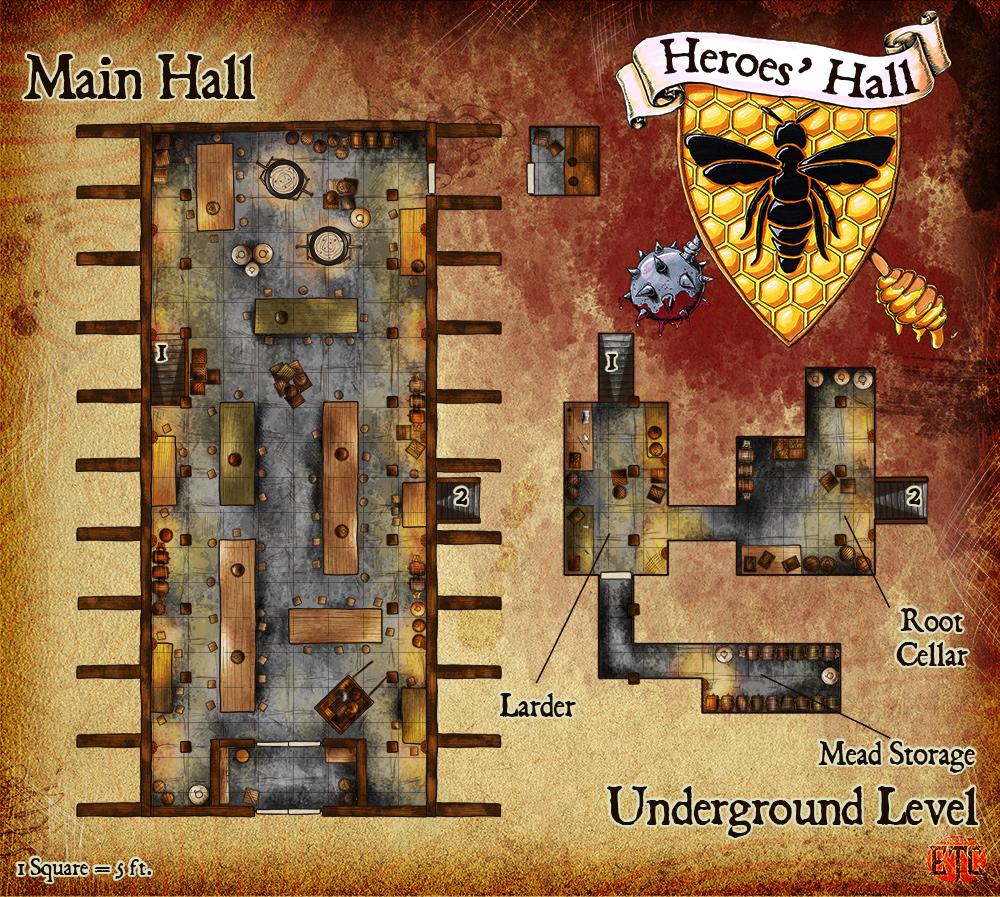 108 – Heroes' Hall