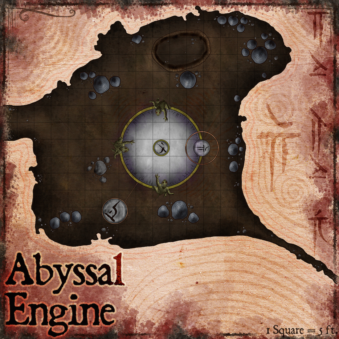122 – Abyssal Engine