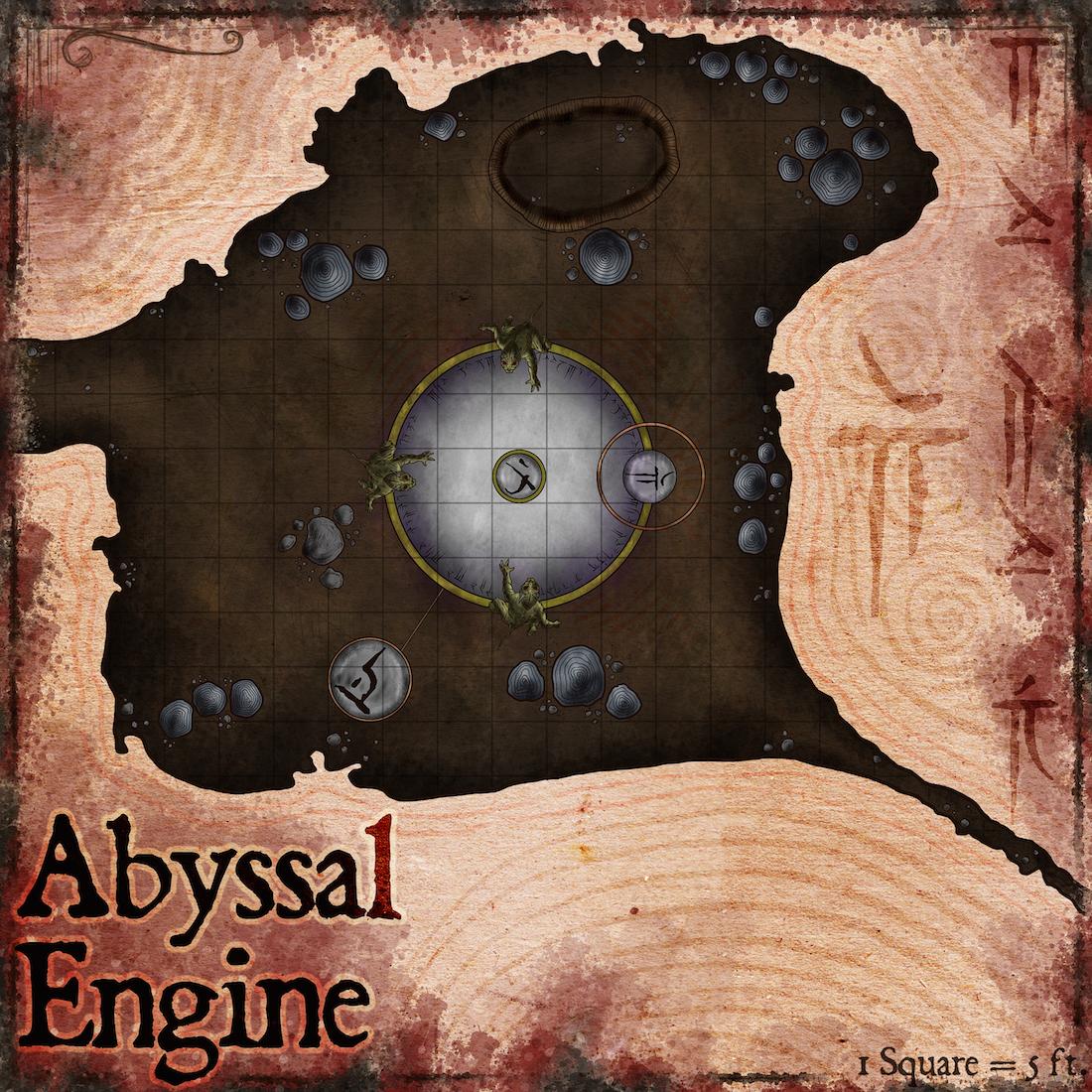 122 – Abyssal Engine