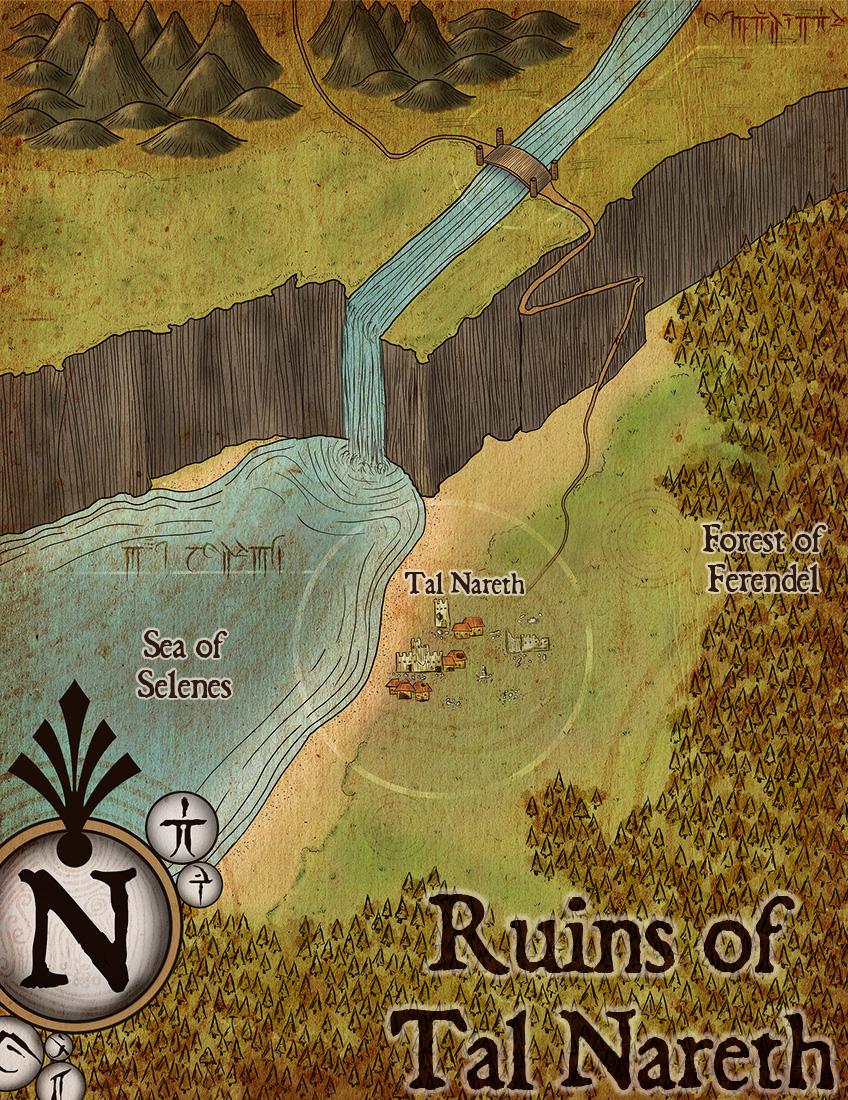 123 Ruins of Tal Nareth