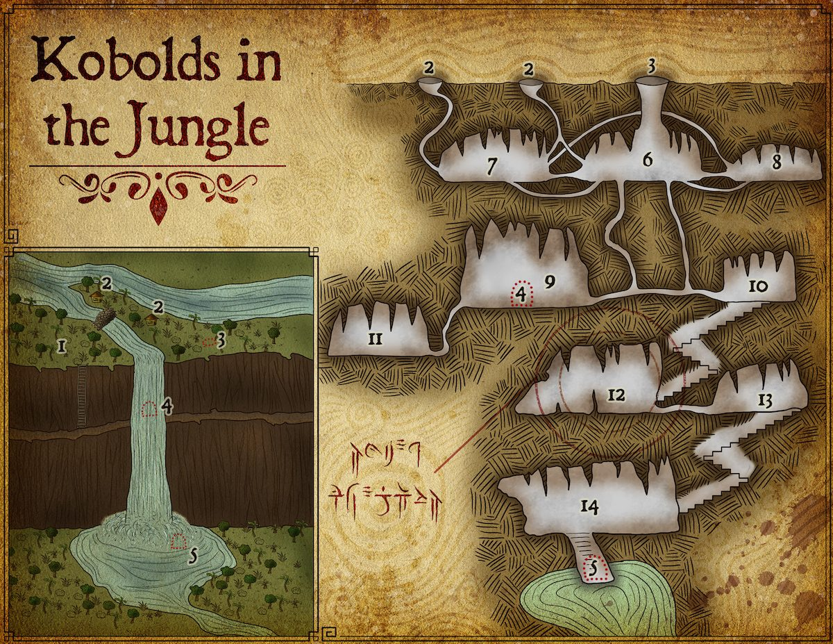 129 – Kobolds in the Jungle