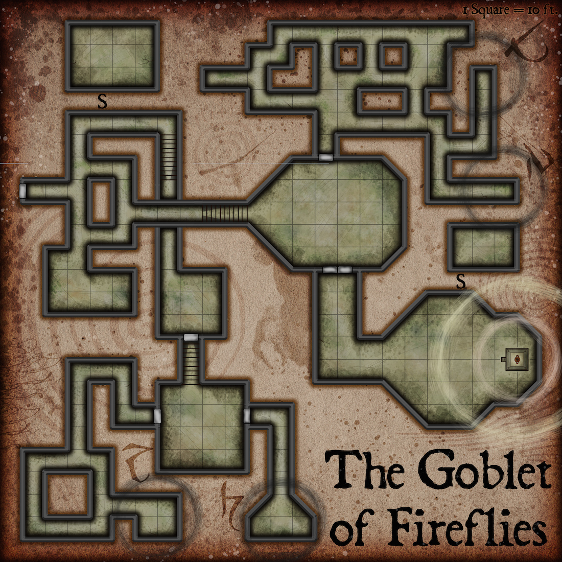 130 The Goblet of Fireflies