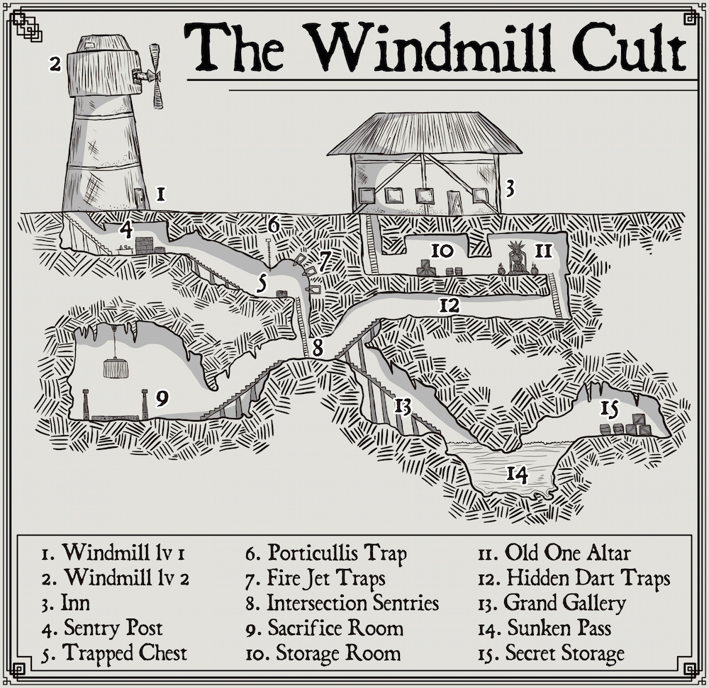 131 The Windmill Cult