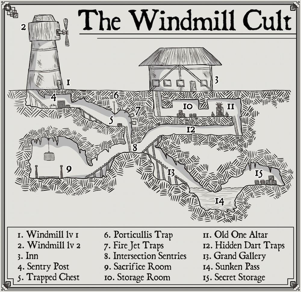 131 The Windmill Cult
