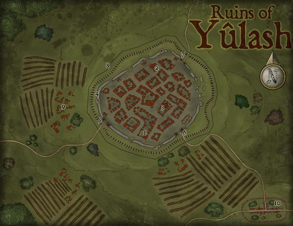 137 Ruins of Yûlash