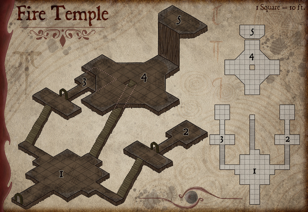 150 Fire Temple