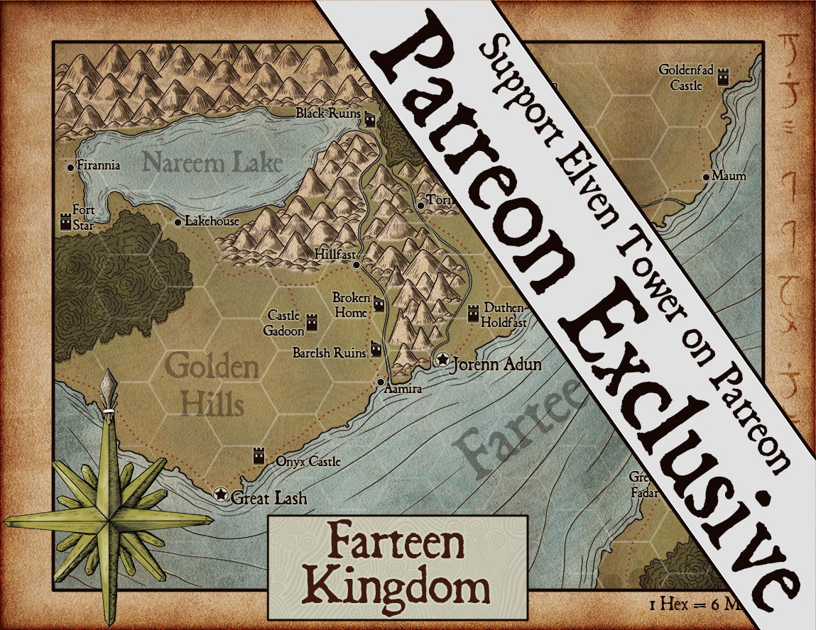 142 – Farteen Kingdom (Patreon Exclusive)