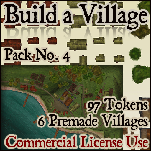 Pack No.4 – Build a Village – Roll20