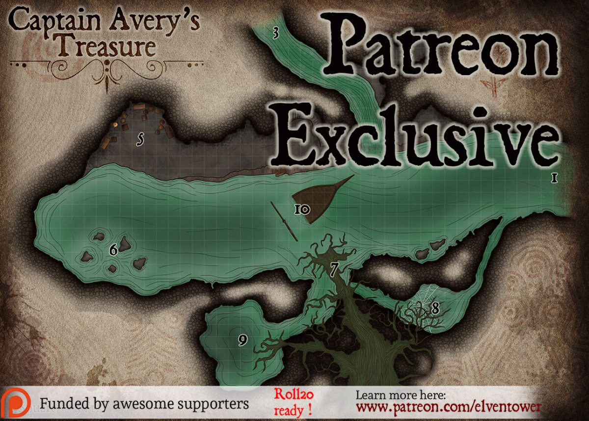159 Captain Avery's Treasure (Patreon Exclusive)