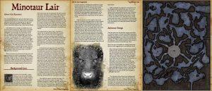 154 Minotaur Lair | Elven Tower
