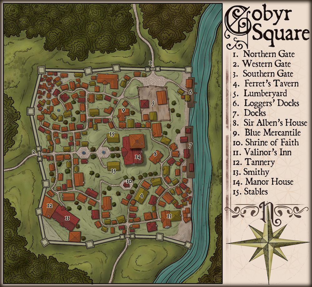 164 Cobyr Square