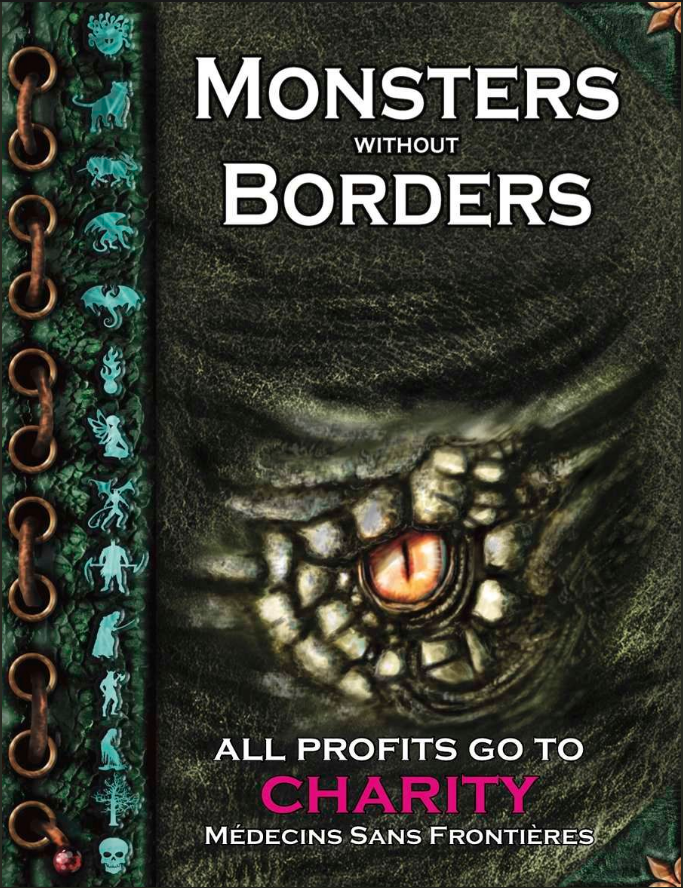 Monsters Without Borders – D&D Charity Project