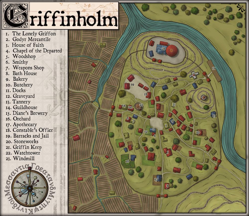 171 Griffinholm