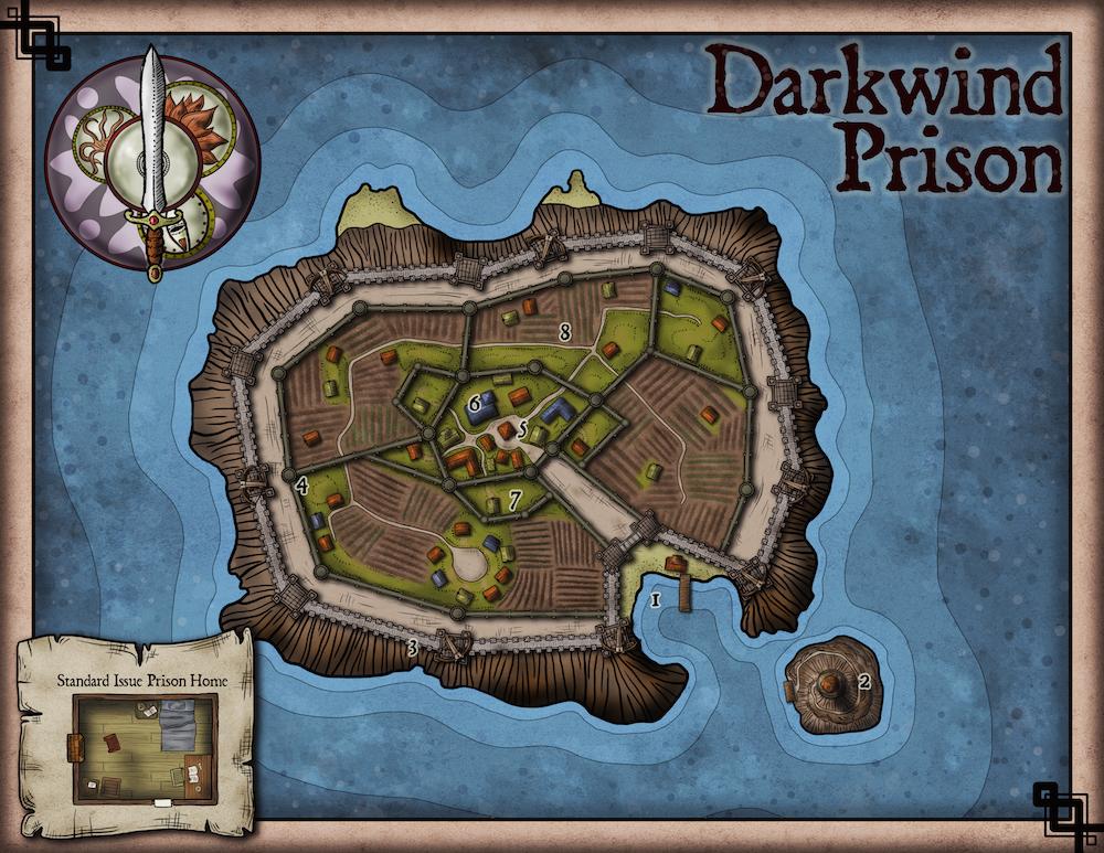 182 Darkwind Prison