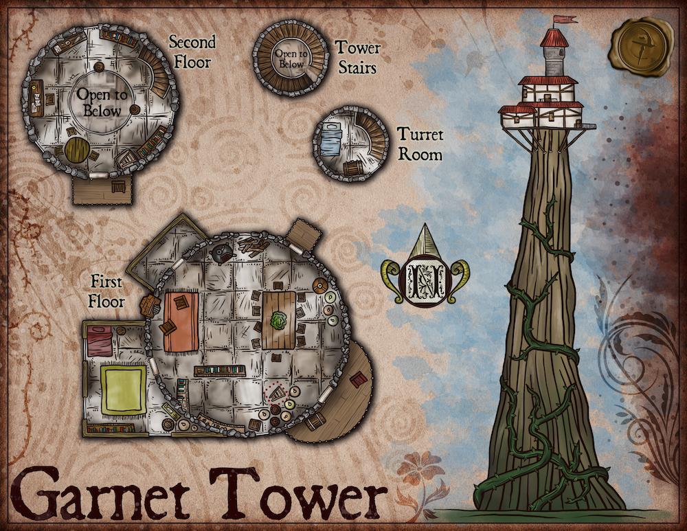 185 Garnet Tower