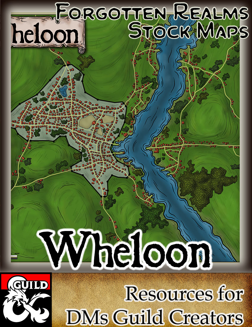 Wheloon – Forgotten Realms Stock