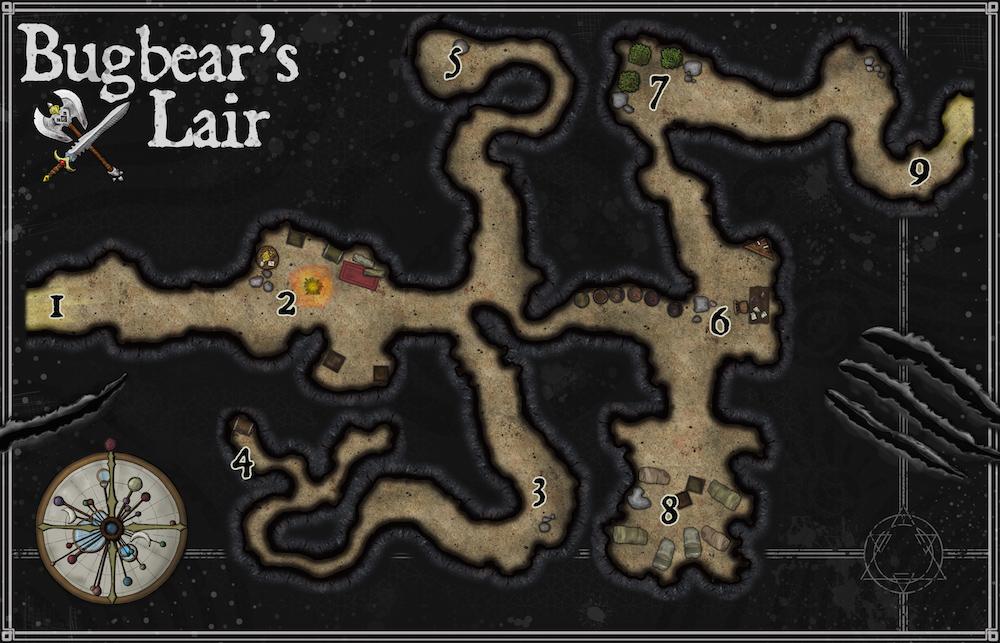 195 Bugbear's Lair