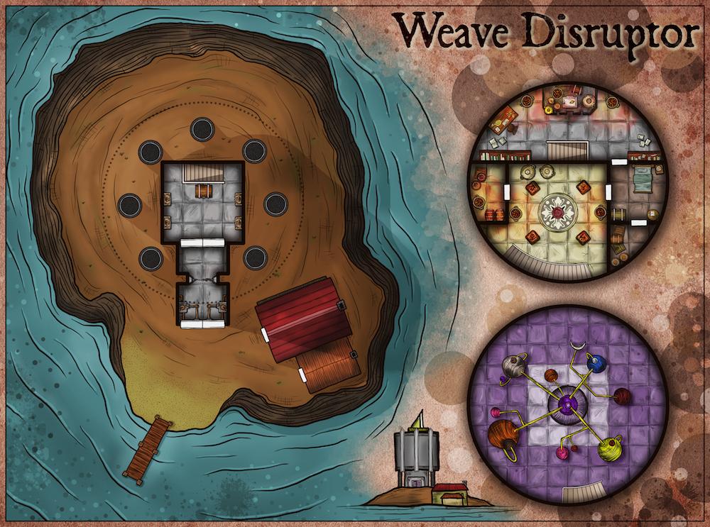 204 Weave Disruptor