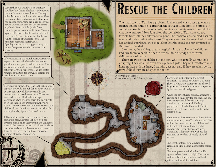 OP 7 – Rescue the Children!