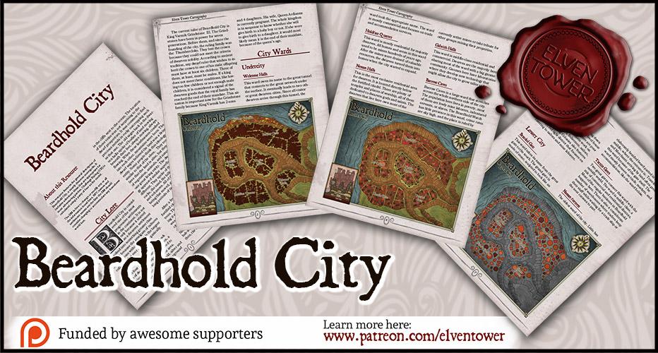 199 Beardhold City (Patreon Exclusive)