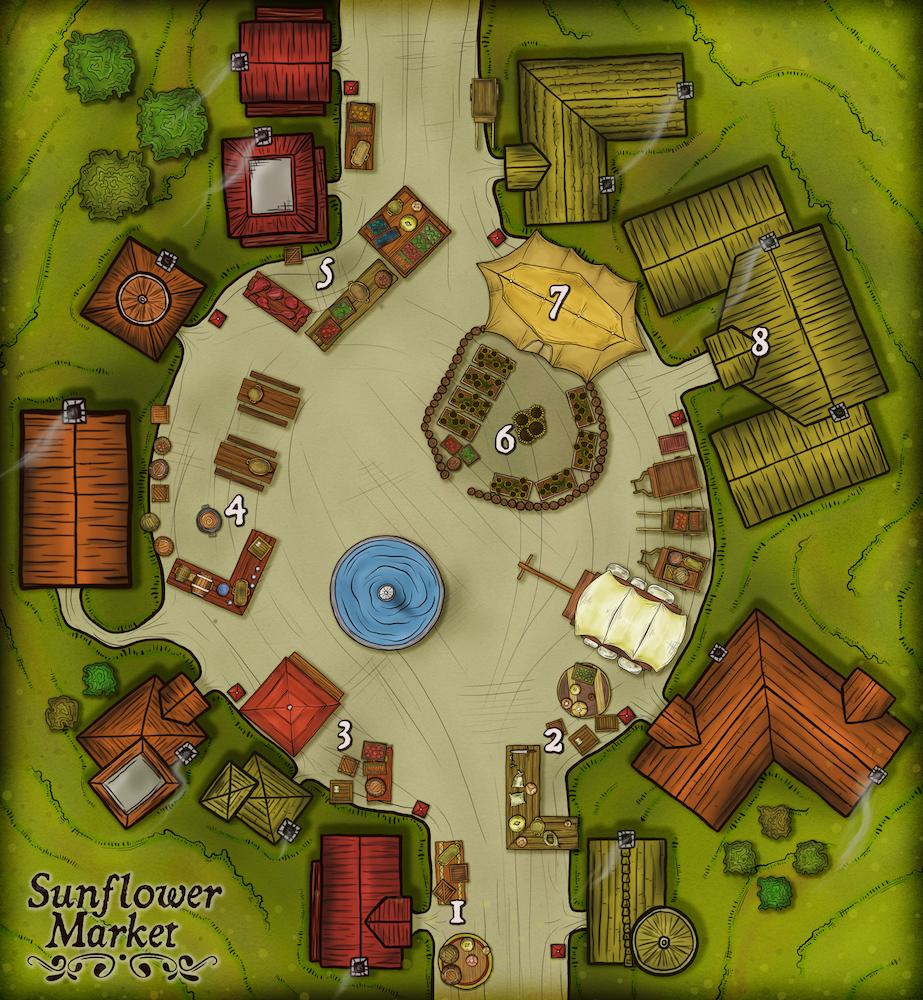 209 Sunflower Market