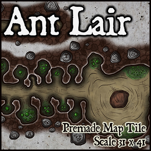 Ant Lair – Roll20