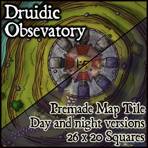 Druidic Observatory – Roll20
