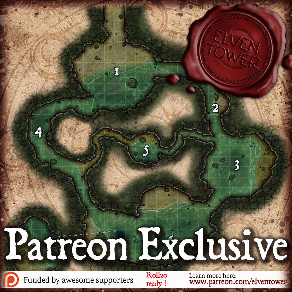 212 Flooded Cave (Patreon Exclusive)