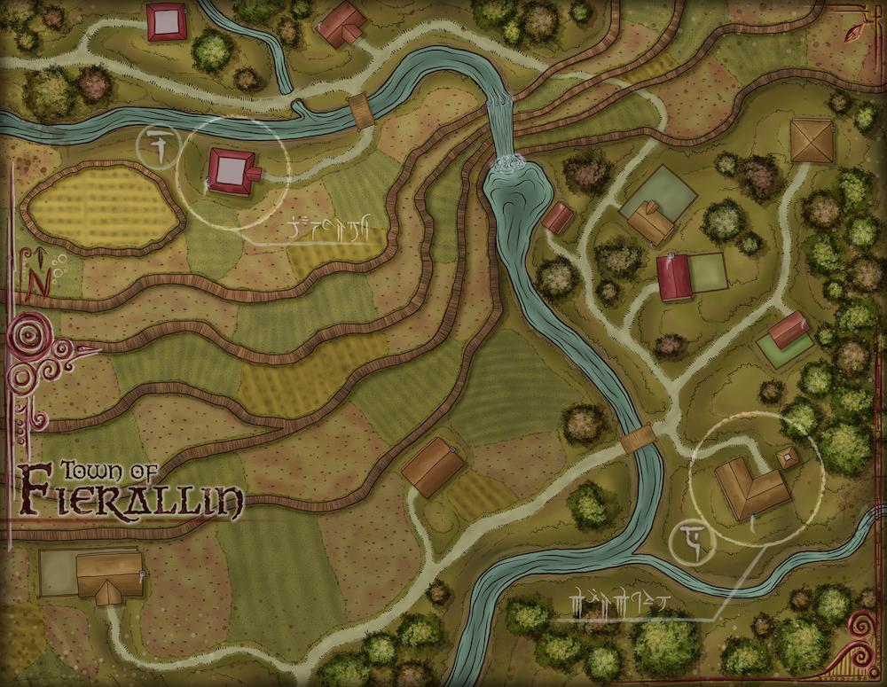 218 Town of Fierallin