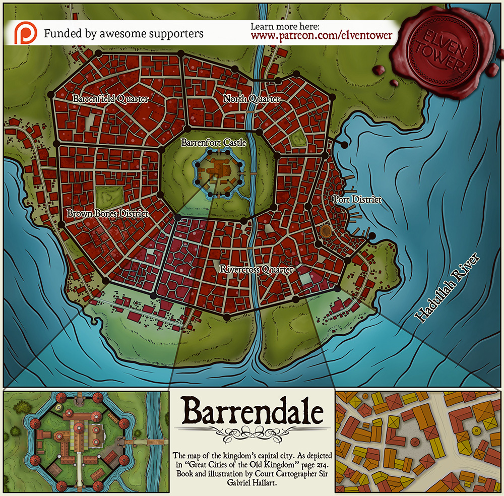 216 Barrendale