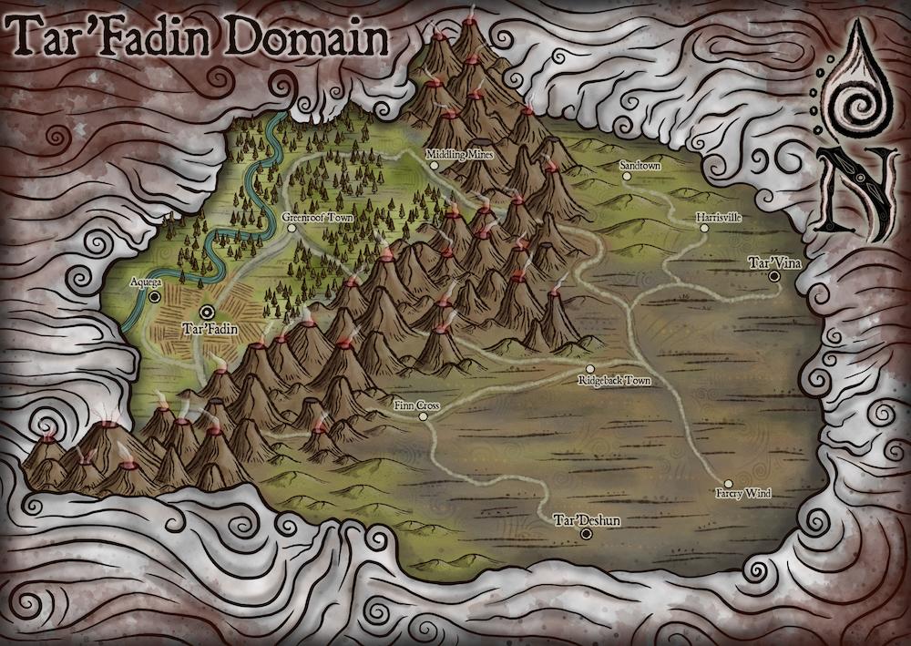 229 Tar'Fadin Domain