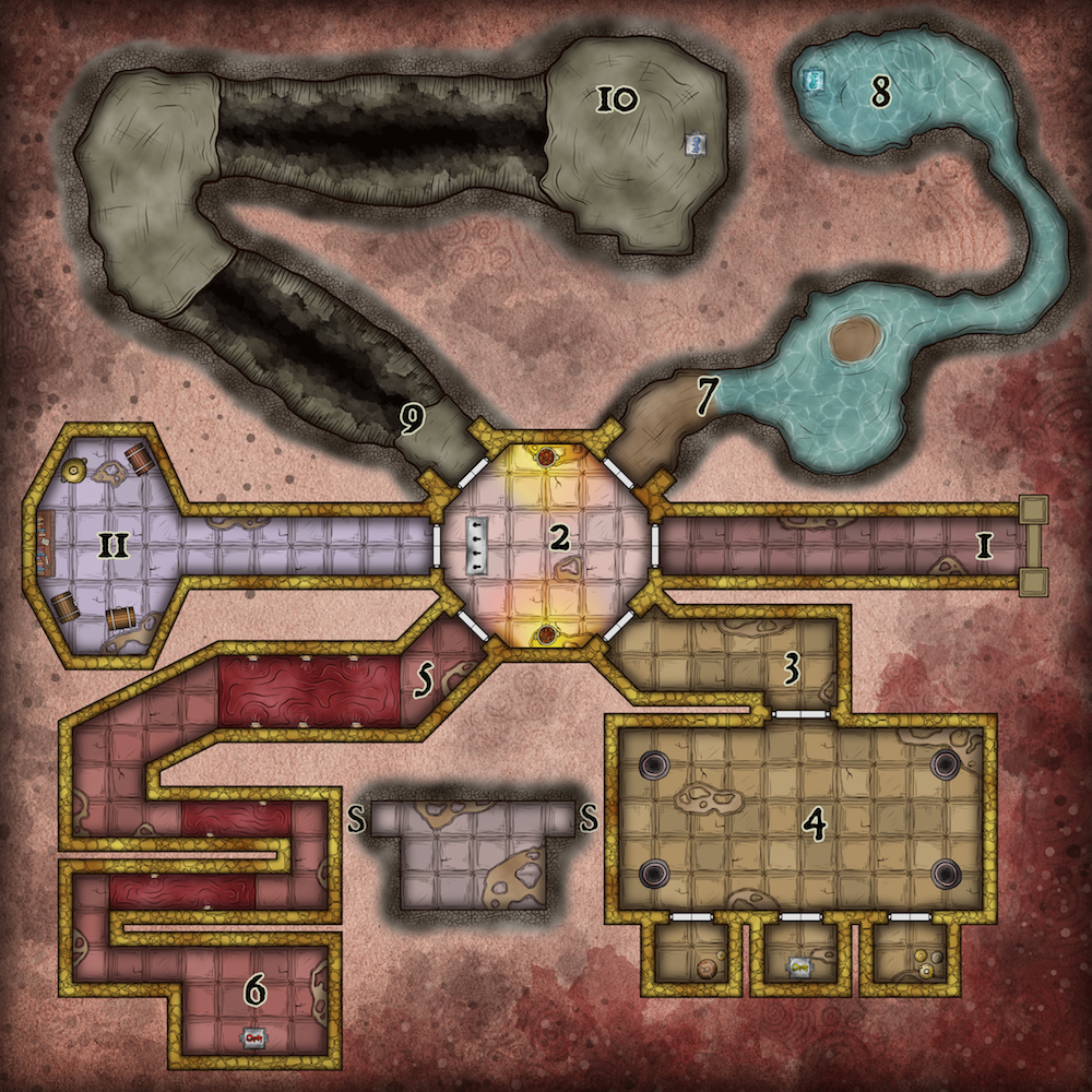230 Elemental Vault