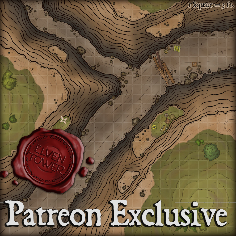 231 Mountain Crossroads – Patreon Exclusive