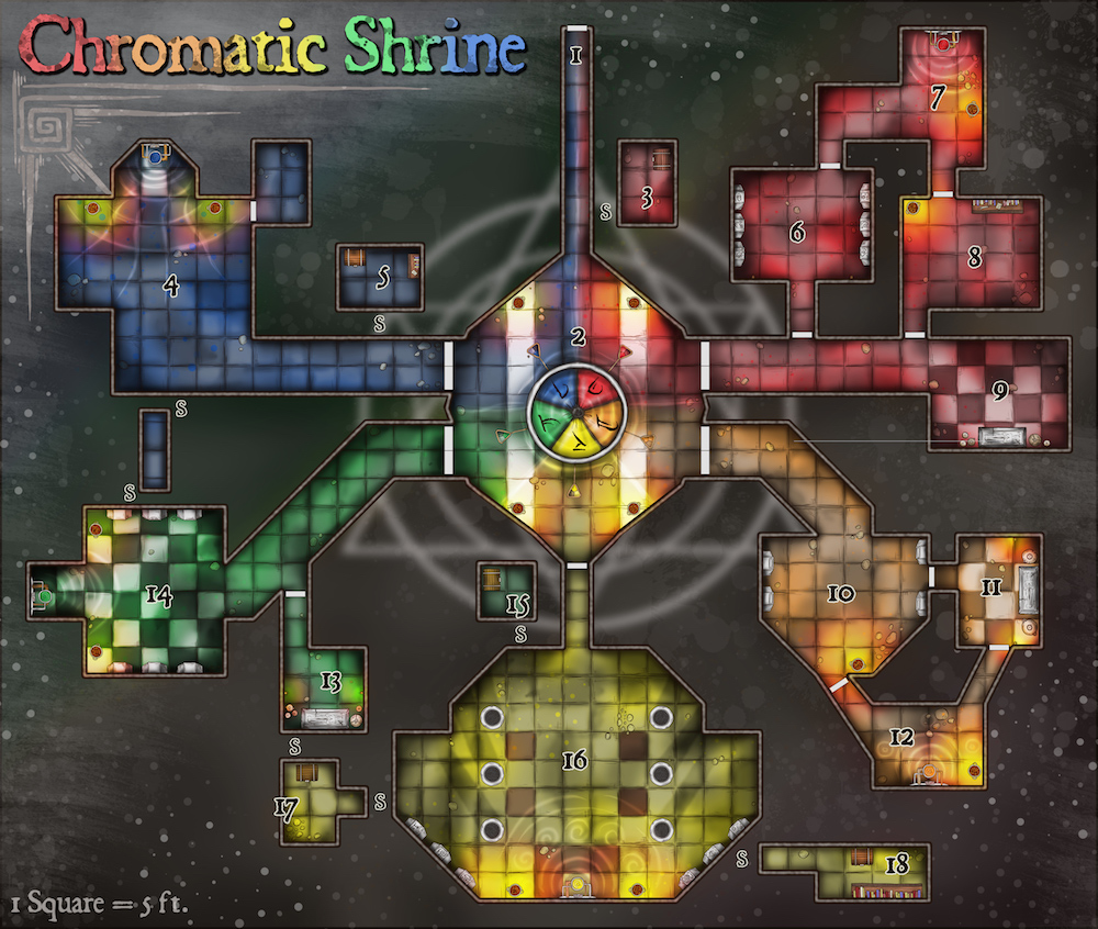 236-1 Chromatic Shrine