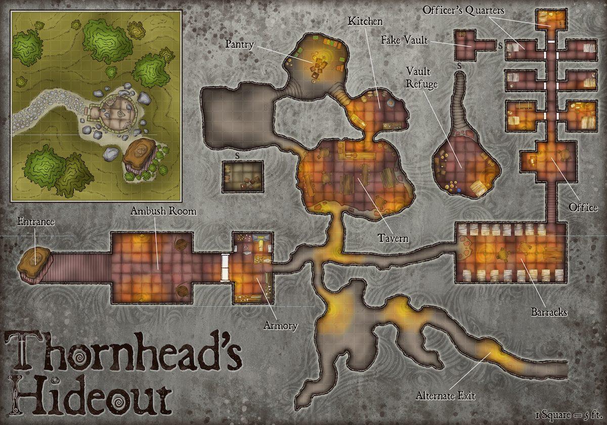 238 Thornhead's Hideout