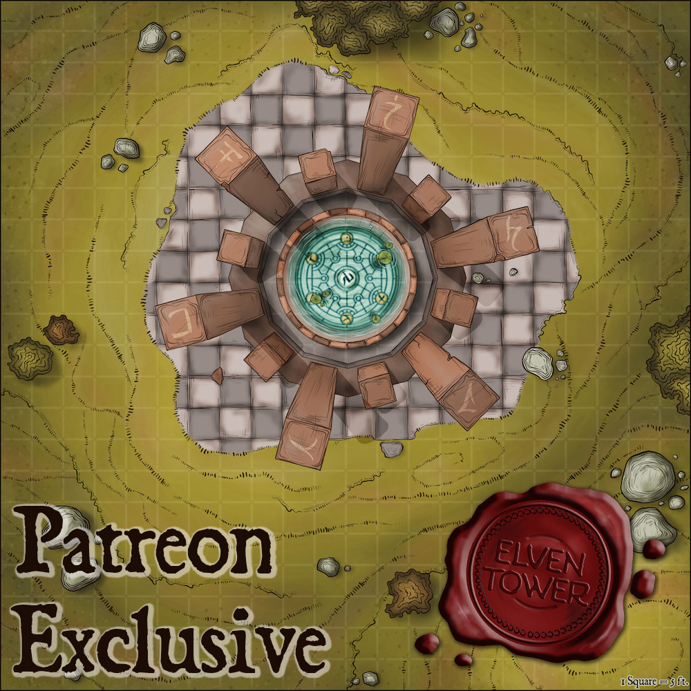 239 Verdant Portal (Patreon Exclusive)