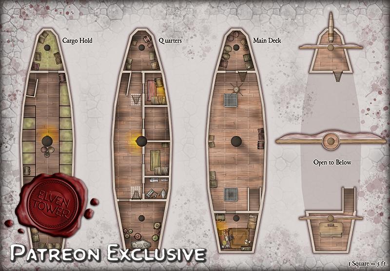 242 Sail Ship
