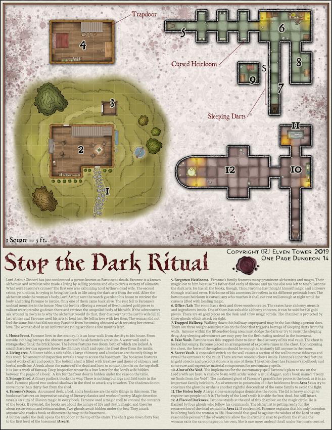 OP14 – Stop de Dark Ritual