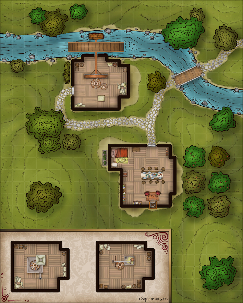 250 Water Mill